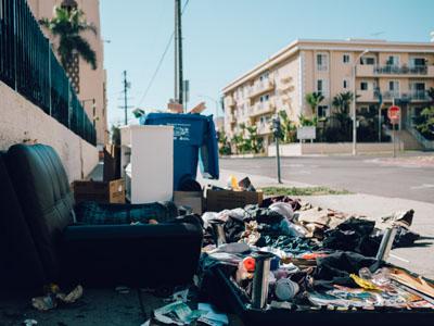 Asbestos, Biohazard, Hoarding and Demolition Clean-up